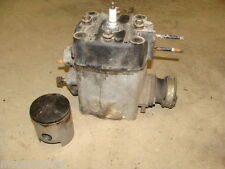 86 POLARIS INDY 600 87 C ENGINE CYLINDER PISTON TOP END HEAD RIGHT liquid cooled