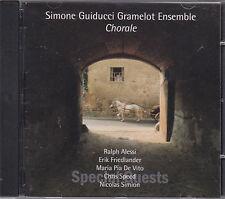 SIMONE GUIDUCCI GRAMELOT ENSEMBLE - chorale CD
