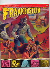 Castle of Frankenstein #19, 1972, Harry Hausen, Clockwork Orange
