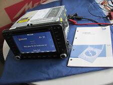 Navi Navigationseinheit MFD2 DVD VW Golf Plus 2006 1K0035198A Navigationssystem