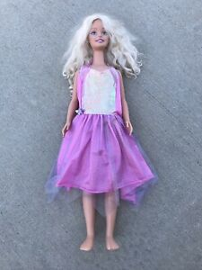 "My Size BARBIE DOLL 1992 Vintage Blonde Hair & Blue Eyes 38"" Tall"