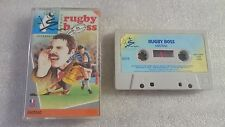 RUGBY BOSS AMSTRAD CPC 646 464 PLUS 1268 CASSETTE