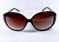 Target Big Glamorous Women's Retro Sunglasses 100% UV Protection Tortoise Shell