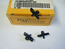 Lot of 42 Volkswagon Molding Clips retainers 10-843 Body Side  NOS