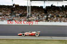 Jim Clark STP Lotus Ford 38/4 Indianapolis 500 1966 Photograph 1