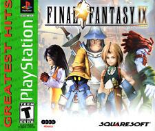 Final Fantasy IX 9 Greatest Hits [T]