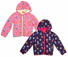 Girls' Polyester Puffa Coats, Jackets & Snowsuits (2-16 Years) with Hooded