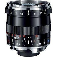 New Carl Zeiss BIOGON T * 25mm f2.8 ZM (Leica) Lens - Black - Made in Japan