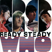 """THE WHO """"READY STEADY qui - 5 track ep"""" années 60"""