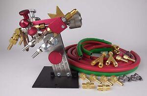 Nortel Rocket Torch for Lampworking Glassblowing Beadmaking