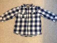 Boys' Checked Regular Collar T-Shirts, Tops & Shirts (2-16 Years)