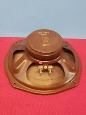 "Vintage Jensen  8""  Speaker 1969 Fender Champ  C8R  8 Ohm 25 Watts Tested Video"