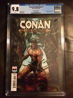 Conan the Barbarian issue #1 1:50 Adi Granov Variant CGC 9.8 Marvel