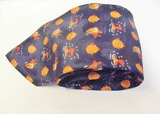 Bhs Cartoon Goldfish Design Polyester  Mens Tie