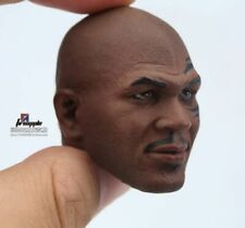 """DAMTOYS 1//6 MIKE TYSON Q Edition Head Sculpt Carving F 12/"""" Male Figure Body Gift"""