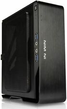 InWin Chopin SECC Mini-ITX Tower Case w/150W Power Supply Black Aluminum