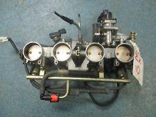 2004-2005 Kawasaki ZX10 Throttle bodies, fuel injectors, GUARANTEED GOOD