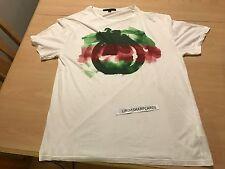 gucci t shirt white green red size 3xl xxxl monogram mens