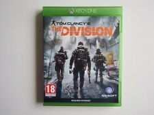Tom Clancy's: The Division on Xbox One in MINT Condition
