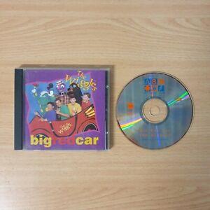 The Wiggles – Big Red Car - 1995 CD Plus Bonus Disc The Wiggles Yummy Yummy