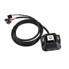 Desktop Computer PC Case Power Supply on/off Reset Button Switch Extender Cable