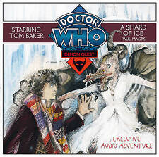 Doctor Who : Demon Quest: v. 3: A Shard of Ice by Paul Magrs (CD-Audio, 2010)