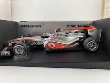 Minichamps Vodafone McLaren Mercedes MP4-25 J.Button 2010 1:18   530101801 *OVP*