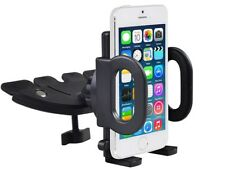 CD Slot Phone Holder CAR Mount Universal iPhone Samsung Adjust Bracket UK Stock