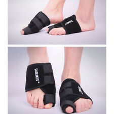 AU 1Pair Toe Bunion Splint Straightener Corrector Hallux Valgus Relief Foot Pain