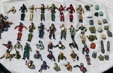 VTG 1980s HUGE Hasbro GI JOE Action Figure lot Snake Eyes Shadow Storm Slaughter