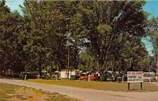 BOWLING GREEN KY 1966 Camp Grounds @ Beech Bend State Park VINTAGE CAMPING 518