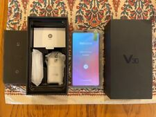 "Open Box T-Mobile LG V30 H932 P-OLED 6.0"" 4G LTE Smartphone/64GB/Black"