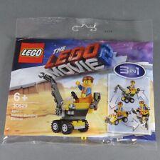 Lego Le Lego Film 2™ Figurine Emmet Bricoleur Pelleteuse 3in1 Polybag Neuf 30529