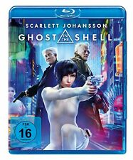 Ghost In The Shell (2017) (Blu-ray) - sehr gut