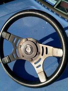 1978 Mountney steering wheel Astrali Boss. Volvo 240 242 244 245 260 262 264 265