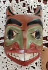 First Nations Face Sculpture Mask KC Gifts Ceramic Clay Goran Miskovic