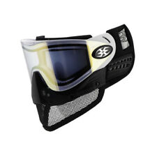 Empire E-Mesh Airsoft Goggle System - White / Thermal Mirror Gold Lens - Airsoft