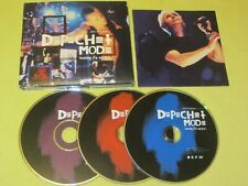 Depeche Mode Touring The Angel Live In Milan (2 × DVD, NTSC & CD) Sire – 44475