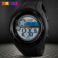 SKMEI Multifunction Men Women Sports Digital Wrist Watch 50m Waterproof 1470 7B