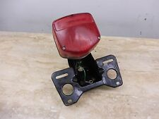 1975 Honda CB125 CB125S CB 125 H1415' rear brake tail light lamp w/ mount