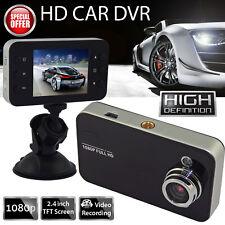 "2.4"" TFT Auto DVR Videocamera Full HD 1080P Loop CICLO di registrazione Dash Cam Videocamera UK"
