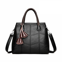 Satchel Tote Bag For Women Trendy Top-handle Bags Tassel Design Shoulder Handbag