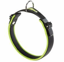 "Ferplast Ergo-Comfort Fluo Dog Collar, Green, 20.47""/23.62"""