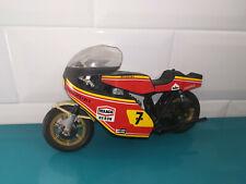 24.02.19.3 moto polistil 1/15 SUZUKI DAYTONA 500 CC GRAND PRIX TEXACO FABERGE