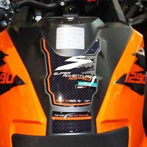 Aufkleber 3D Tankpad Kompatibel Mit Motorrad KTM 1290 Super Adventure S 2021