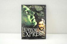 Christopher Lee Horror Express DVD Movie