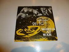 "DR POP - World at War - Dutch 7"" Juke Box Vinyl Single"