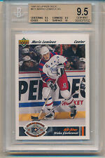 1991 Upper Deck Mario Lemieux (All-Star Card) (HOF) (#625) BGS9.5 BGS