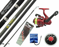 Complete Beginners Starter Float Fishing Set Kit Fishing Rod & Reel tackle Set