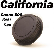 Camera Rear Lens Cap for CANON EF EF-S EOS DSLR 450D 500D 550D 7D